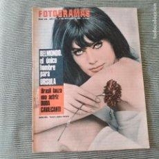Cine: FOTOGRAMAS: NUMERO 933 - 2 SEPTIEMBRE 1966 / MARISA MELL. Lote 243853990