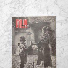Cine: FILM IDEAL - Nº 37 - 1959 - EL LAZARILLO DE TORMES, JOHN FORD, JOSEFINA GÜELL, JULIO COLL. Lote 243867460