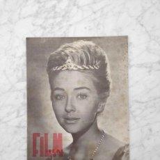 Cine: FILM IDEAL - Nº 41 - 1960 - CRISTINA KAUFFMAN, RENE CLAIR, HUGO FREGONESE, ROBERT BRESSON. Lote 243871625