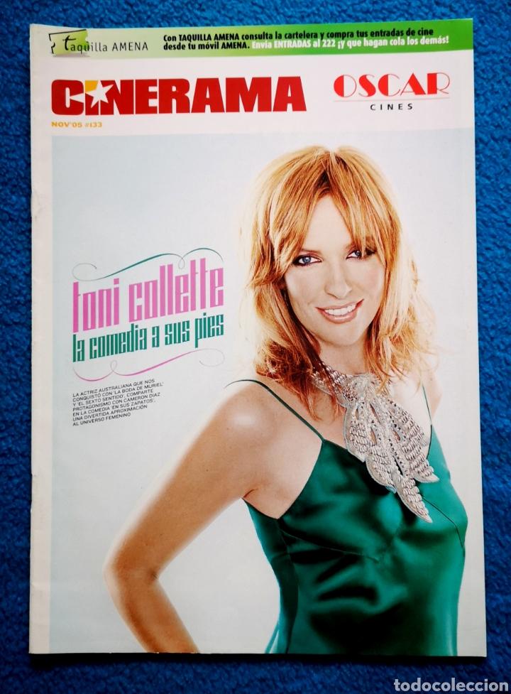 CINERAMA - NOVIEMBRE 2005 (Cine - Revistas - Cinerama)