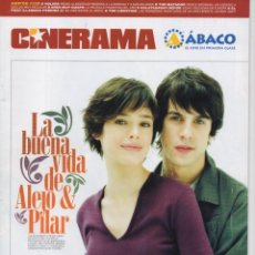 Cine: REVISTA DE CINE ABRIL 2006. Lote 243980835