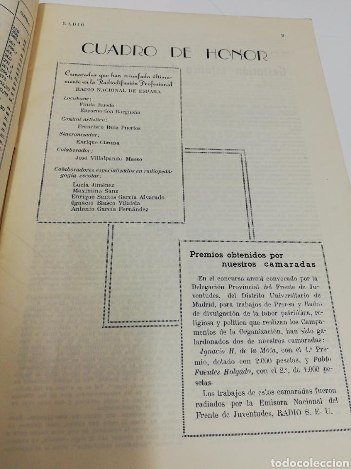 Cine: Boletín de orientación radiofónica y cinematográfica. Años 50. - Foto 3 - 243985810