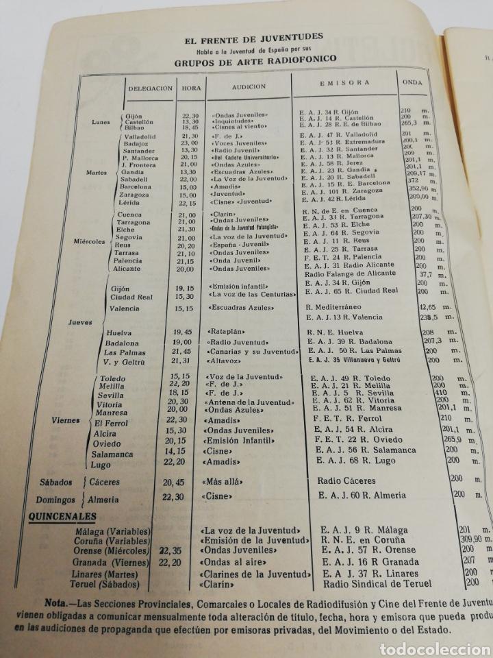Cine: Boletín de orientación radiofónica y cinematográfica. Años 50. - Foto 4 - 243985810
