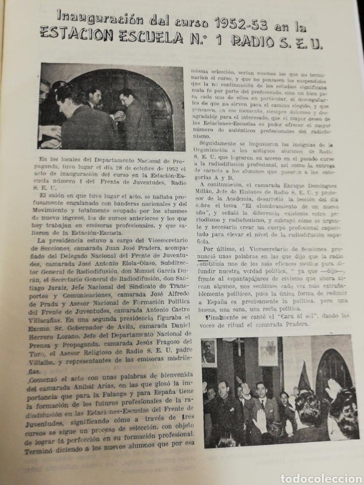 Cine: Boletín de orientación radiofónica y cinematográfica. Años 50. - Foto 5 - 243985810