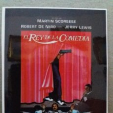 Cine: EL REY DE LA COMEDIA. Lote 244417970