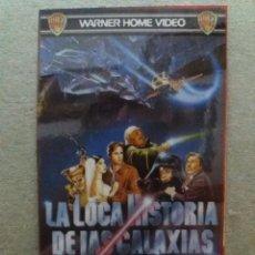 Cine: LA LOCA HISTORIA DE LAS GALAXIAS. Lote 244421675