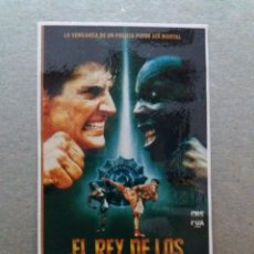 Cine: EL REY DE LOS KICKBOXERS. Lote 244422900