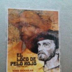 Cine: EL LOCO DEL PELO ROJO. Lote 244424700
