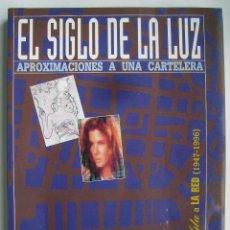 Cine: EL SIGNO DE LA LUZ, DE AGUSTÍN SÁNCHEZ VIDAL, LIBRO 21 X 30 CMS.395 PÁGINAS.. Lote 244471190