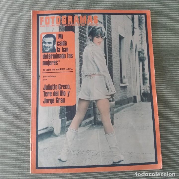 FOTOGRAMAS: NUMERO 996 - 17 NOVIEMBRE 1967 / JULIE HUXTABLE (Cine - Revistas - Fotogramas)