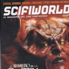 Cine: REVISTA DE CINE FANTASTICO SCIFIWORLD Nº 33 2010. Lote 244669790
