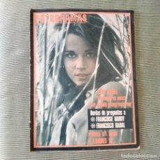 Cine: FOTOGRAMAS: NUMERO 1013 - 15 MARZO 1968 / JANE FONDA. Lote 244694770