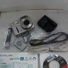 Cine: CASIO CAMARA EXLIM PRO EX-P600. Lote 244695380