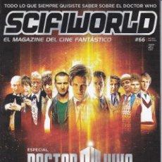 Cine: REVISTA SCIFIWORLD Nº 66 2013. Lote 244716150