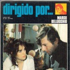 Cine: REVISTA DIRIGIDO POR Nº 43 AÑO 1977. MARCO BELLOCCHIO. BOROWCZYK. GEORGE CUKOR.. Lote 245081510