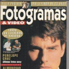Cine: REVISTA FOTOGRAMAS Nº 1803 AÑO 1993. TOM CRUISE. ALMODOVAR. RIVER PHOENIX. PENELOPE CRUZ.. Lote 245084260