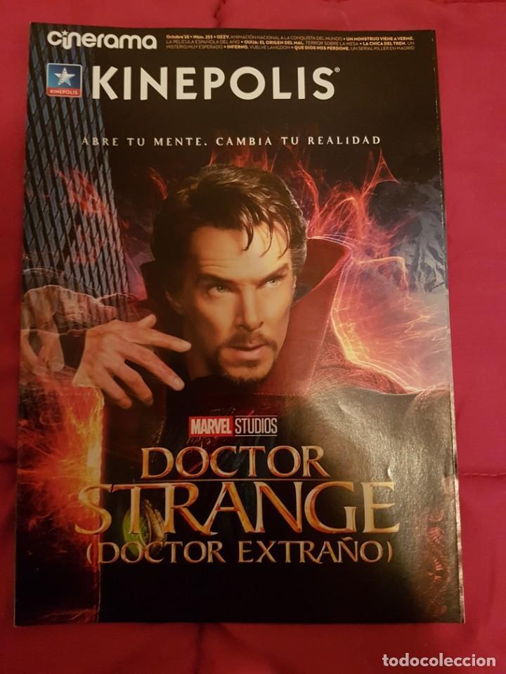 CINERAMA KINEPOLIS . DOCTOR STRANGE (Cine - Revistas - Cinerama)