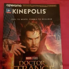 Cine: CINERAMA KINEPOLIS . DOCTOR STRANGE. Lote 245123750