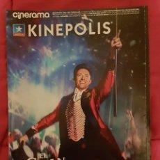 Cine: CINERAMA KINEPOLIS. EL GRAN SHOWMAN. Lote 245123855