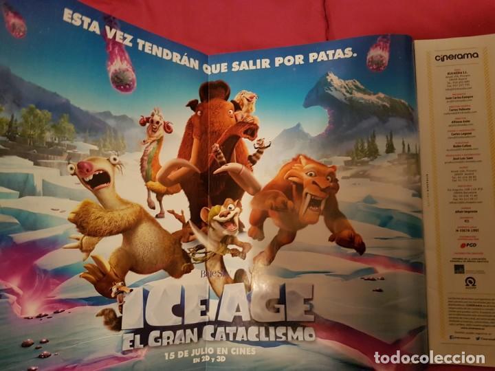 Cine: Cinerama Kinepolis. Ice age el gran cataclismo. - Foto 3 - 245124350
