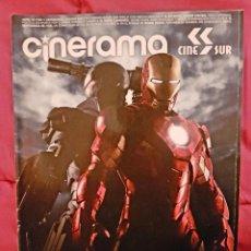 Cine: CINERAMA KINEPOLIS. IRON MAN 2. Lote 245124810