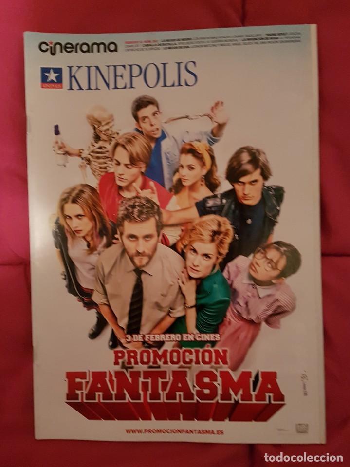 CINERAMA KINEPOLIS. PROMOCIÓN FANTASMA (Cine - Revistas - Cinerama)
