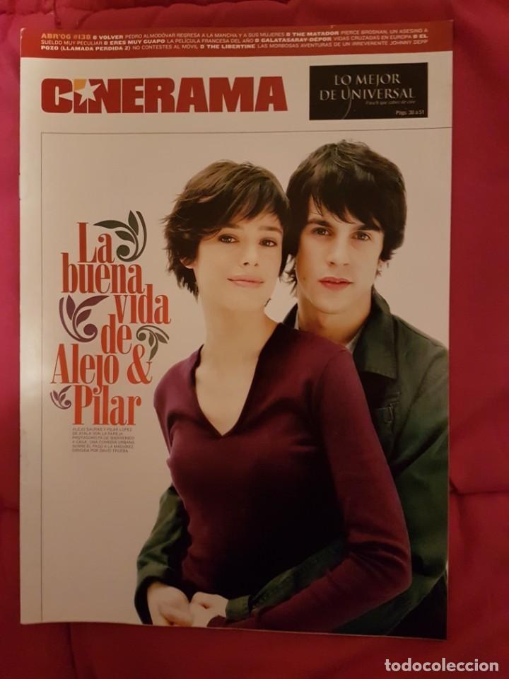 CINERAMA. LA BUENA VIDA. MARZO 2006 (Cine - Revistas - Cinerama)
