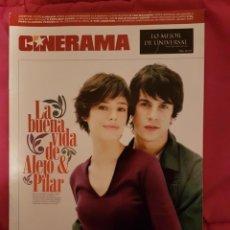 Cine: CINERAMA. LA BUENA VIDA. MARZO 2006. Lote 245125120