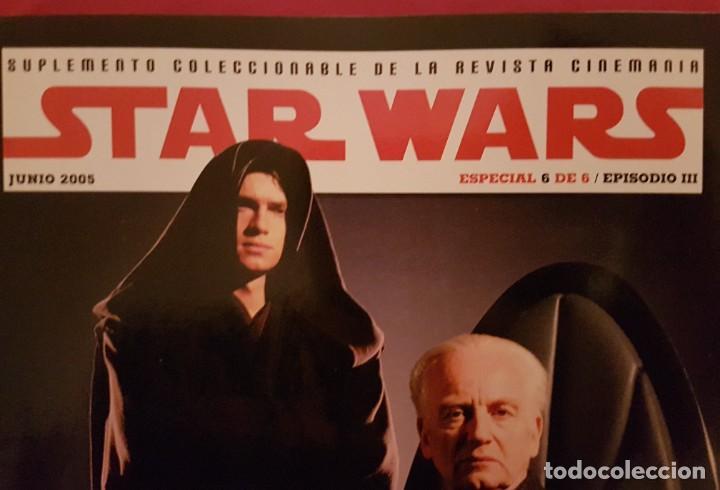 Cine: Star wars.Suplemento coleccionable 6/6 - Foto 10 - 245127230
