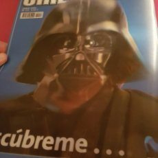 Cine: PORTADA REVISTA CINEMANIA STAR WARS. Lote 245127500