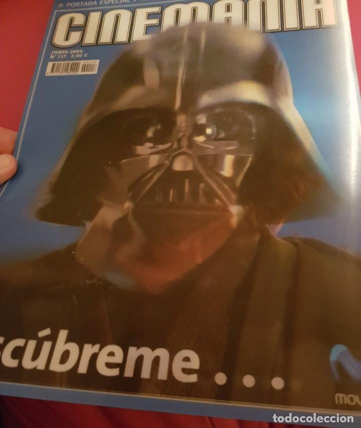 Cine: Portada revista cinemania Star wars - Foto 4 - 245127500