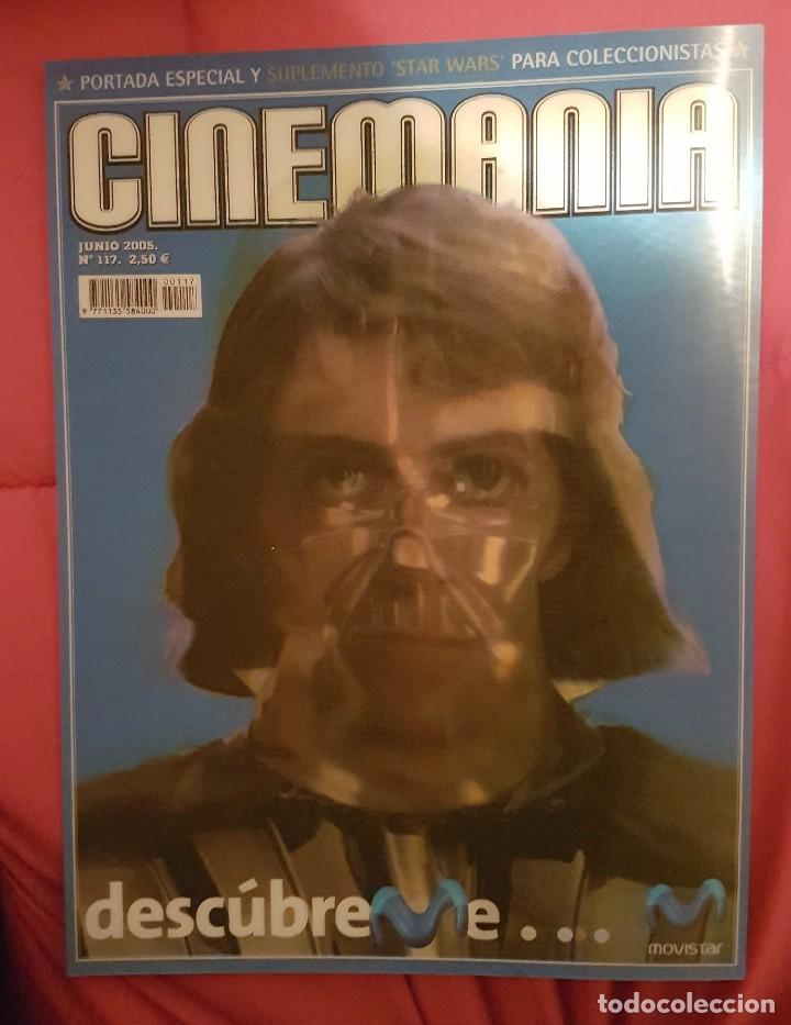 Cine: Portada revista cinemania Star wars - Foto 5 - 245127500