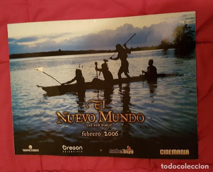 Cine: Calendario cinemania El nuevo mundo - Foto 2 - 245127870