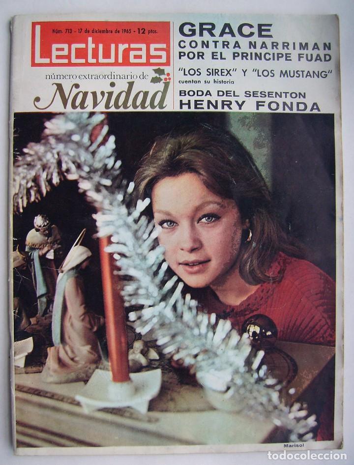MARISOL. REVISTA LECTURAS DE 1965. (Cine - Revistas - Otros)