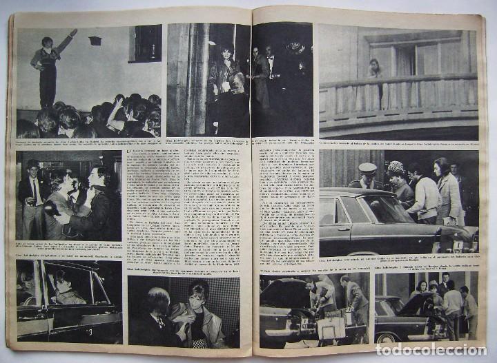 Cine: ROMY SCHNEIDER. GRETA GARBO. GINA LOLLOBRÍGIDA. REVISTA HOLA de 1966. - Foto 6 - 245309250
