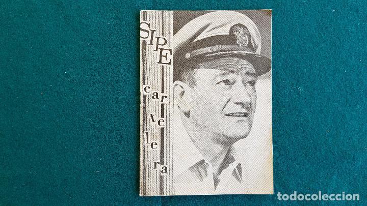 CARTELERA DEL ESPECTACULO SIPE Nº 700 (1963) CINES VALENCIA - RW (Cine - Revistas - Otros)