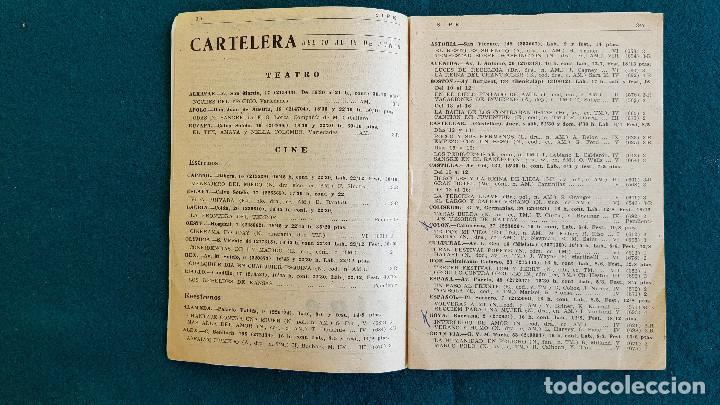 Cine: CARTELERA DEL ESPECTACULO SIPE Nº 700 (1963) CINES VALENCIA - RW - Foto 3 - 245353005