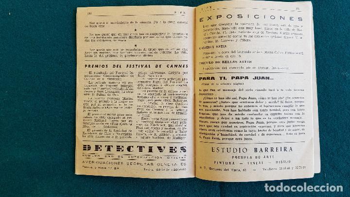 Cine: CARTELERA DEL ESPECTACULO SIPE Nº 700 (1963) CINES VALENCIA - RW - Foto 4 - 245353005