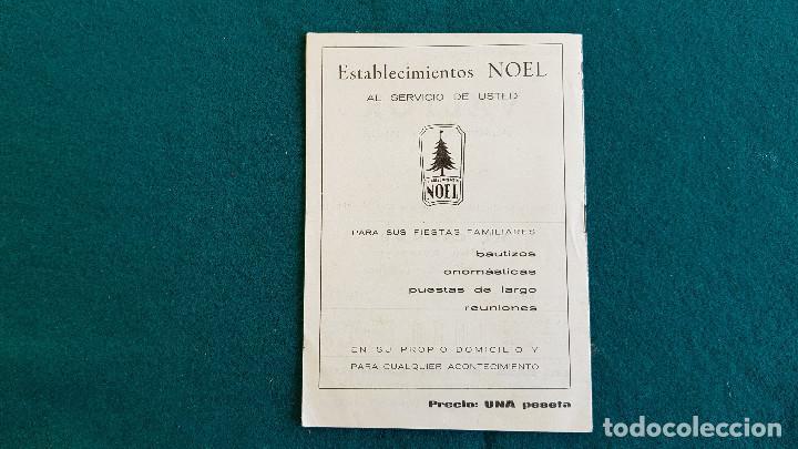 Cine: CARTELERA DEL ESPECTACULO SIPE Nº 700 (1963) CINES VALENCIA - RW - Foto 5 - 245353005