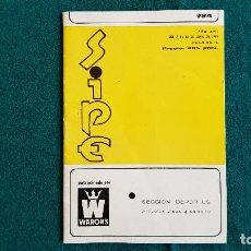 Cine: CARTELERA DE ESPECTACULOS SIPE Nº 784 (1965) CINES Y MAS COSAS VALENCIA - RW. Lote 245362885