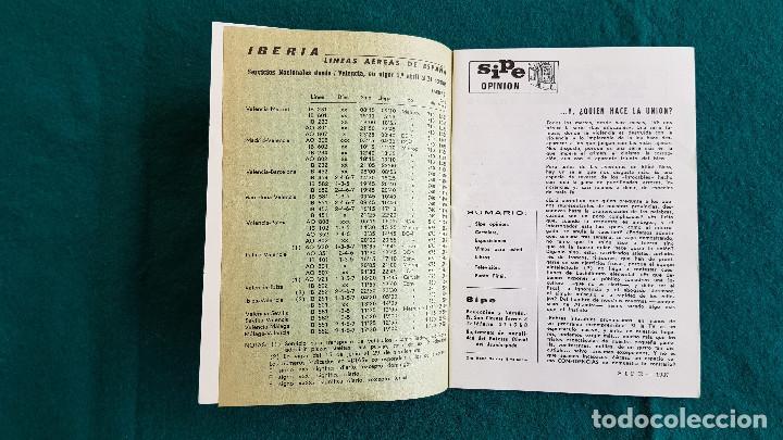 Cine: CARTELERA DE ESPECTACULOS SIPE Nº 784 (1965) CINES y mas cosas VALENCIA - RW - Foto 3 - 245362885