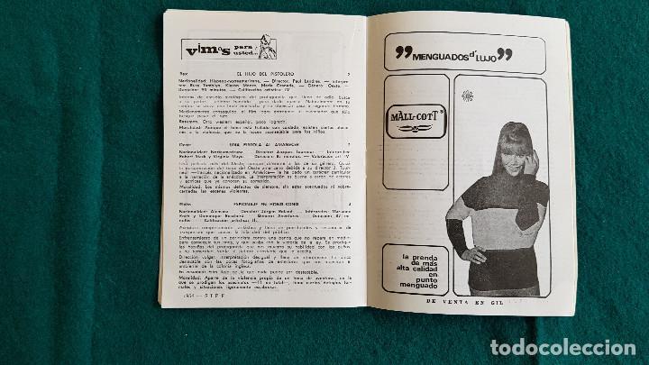 Cine: CARTELERA DE ESPECTACULOS SIPE Nº 784 (1965) CINES y mas cosas VALENCIA - RW - Foto 5 - 245362885