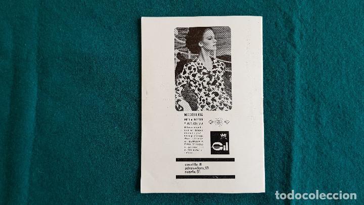 Cine: CARTELERA DE ESPECTACULOS SIPE Nº 784 (1965) CINES y mas cosas VALENCIA - RW - Foto 7 - 245362885