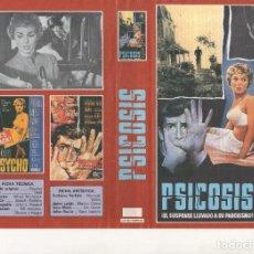 Cine: - REPRODUCCION DE CARATULA - PSICOSIS. Lote 245439165