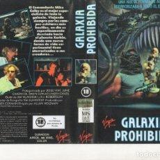 Cine: - REPRODUCCION DE CARATULA - GALAXIA PROHIBIDA. Lote 245440550