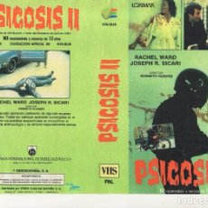 Cine: - REPRODUCCION DE CARATULA - PSICOSIS II - PAPEL FOTOGRAFICO. Lote 245442105