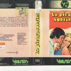 Cine: REPRODUCCION DE CARATULA - LA PICARA SOBRINA - PAPEL FOTOGRAFICO. Lote 245589160