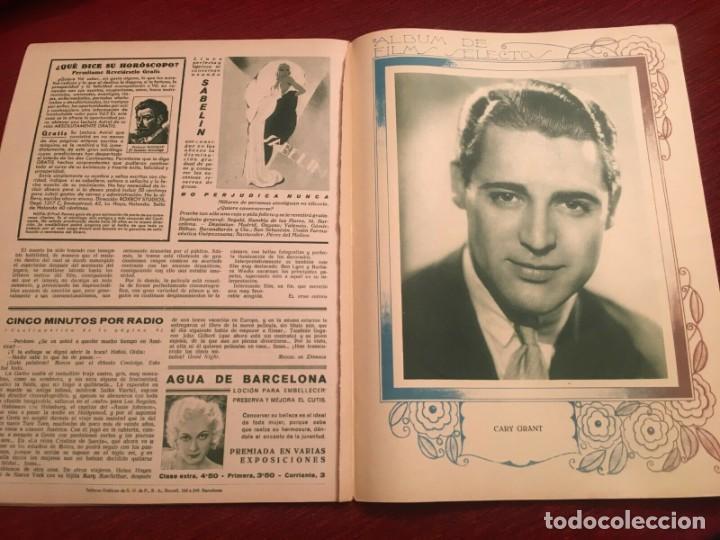 Cine: REVISTA FILM SELECTOS 1933 Elissa Landi Joan Crawford Peggy Shannon Cary Grant Marie Prevost - Foto 4 - 245606200