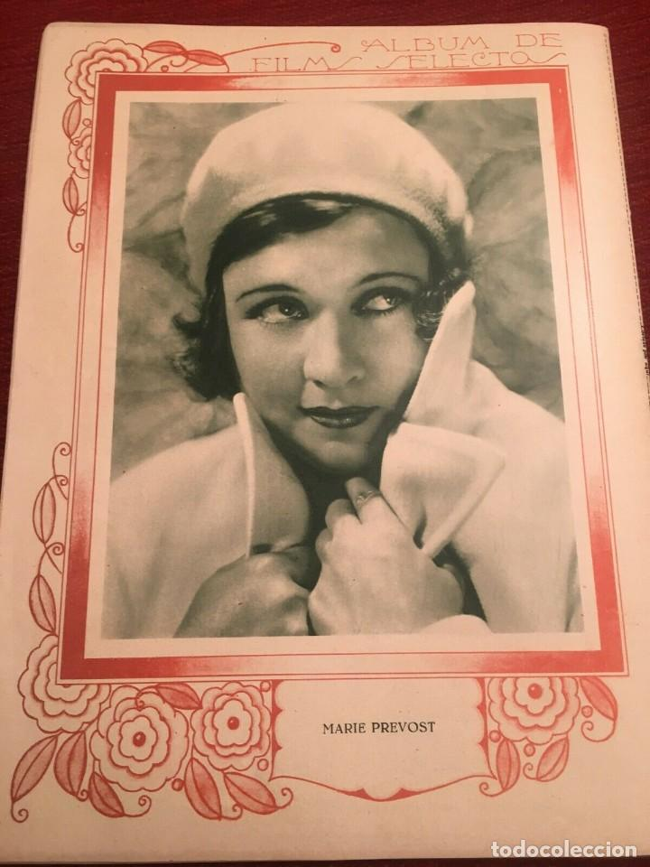Cine: REVISTA FILM SELECTOS 1933 Elissa Landi Joan Crawford Peggy Shannon Cary Grant Marie Prevost - Foto 5 - 245606200