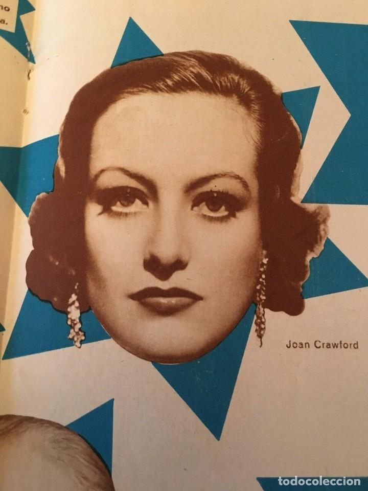Cine: REVISTA FILM SELECTOS Sari Maritza Joan Crawford Joan Bennett Richard Tauber Raquel Meller - Foto 2 - 245606475